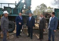 Burdur'un İçme Suyu Sorunu DSİ Tarafından 2053 Yılına Kadar Çözüldü