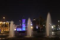 TARİHİ SAAT KULESİ - Büyükşehir Diyabete Dikkat Çekti