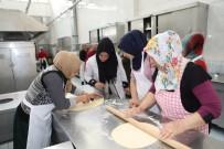 İŞÇİ SAĞLIĞI - Büyükşehir, Diyarbakırlılara Meslek Öğretiyor