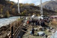 EMNİYET AMİRİ - Çatak'ta Mega Proje Start Aldı