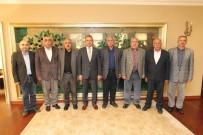 CEMEVI - Cemevi Başkanları Köşker'i Ziyaret Etti