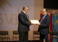 TÜRK DÜNYASI - Ceylan'a Hizmet Ödülü