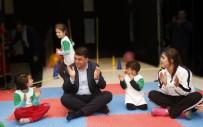 RıDVAN FADıLOĞLU - Cimnastik Spor Okulu Merveşehir Mahallesi'ne Açılacak