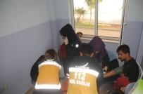 SİVİL SAVUNMA - Cizre'de Gerçeği Aratmayan Tatbikat
