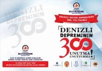GEÇİŞ KÖPRÜSÜ - Denizli'de Büyük Depreminin 300. Yılı Paneli Düzenlenecek