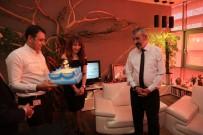 YAVRU KÖPEKLER - Doğum Gününü 11 Kasım'da Kutlayan Başkana Yavru Kurt Hediyesi