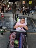 YILIN ANNESİ - Engelli Kızın Tek Hayâli Erdoğan'la Görüşmek