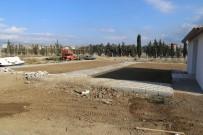 Esnafa Park Yapılıyor