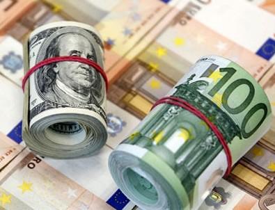 Euro ve dolar çıldırdı