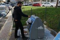 YEŞILPıNAR - Eyüpsultan'da Çöpler Yeraltına İniyor