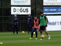 CAN BARTU - Fenerbahçe'de Sivasspor Mesaisi Sürdürdü