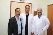 KİLO KONTROLÜ - Gaziantep'te İnme İle Hastaneye Giden Şahıs, 20 Dakikada Tedavi Edildi.