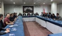 ÇALıŞMA VE SOSYAL GÜVENLIK BAKANLıĞı - GMİS Genişletilmiş Başkanlar Kurulu Toplandı