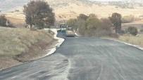 CIHANGAZI - Grup Yolları Asfaltlanıyor