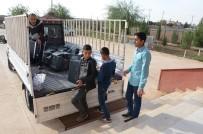 HARRAN ÜNIVERSITESI - Harran Üniversitesinden Kırsaldaki Okula Destek