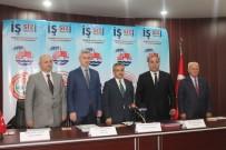 İSTİHDAM FUARI - 'İş Sizi Çağırıyor' Protokolü İmzalandı