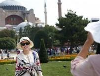 HAYDARPAŞA - İstanbul 10 ayda 9 milyon yabancı turist ağırladı