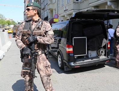 İstanbul'da Kurt Kapanı-10 operasyonu