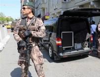 POLİS HELİKOPTERİ - İstanbul'da Kurt Kapanı-10 operasyonu