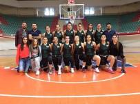 UMUTLU - Kayapınar Belediyesi Kadın Basketbolcular Zirveyi Zorluyor