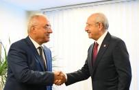 BÜLENT TEZCAN - Kılıçdaroğlu'ndan DSP'ye Ziyaret
