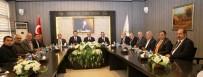 GAZIANTEP TICARET ODASı - KMTSO Başkanı Zabun Açıklaması 'Her Zaman İşbirliğine Hazırız'