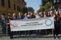 HAVA KIRLILIĞI - Konya'da Dünya Diyabet Ve KOAH Günü Yürüyüşü Gerçekleşti