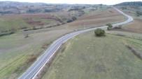 İSTANBUL YOLU - Körfez'de 9 Bin 500 Metrelik Yol Yenilendi