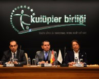 KULÜPLER BİRLİĞİ - Kulüpler Birliği Toplantısı Başladı