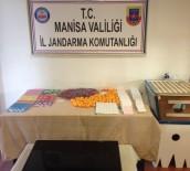 JANDARMA KARAKOLU - Manisa Jandarmasından Tombala Baskını