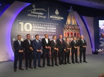 İSTANBUL KONGRE MERKEZI - Mersin Büyükşehir Belediyesi'ne 'Toplu Taşımada Güvenilirlik Ödülü' Verildi