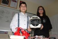ÇİN - 'Motokask' projesiyle dünya birincisi oldular