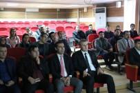 AHMET AYDIN - Müdür Kızılkaya İlçe Milli Eğitim Müdürleriyle Toplantı Yaptı