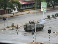DEVLET TELEVİZYONU - O ülkede ordu sokağa indi