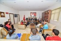 DOWN SENDROMU - Osmaniyeli Özel Sporcular Madalya Sevinçlerini Demir'le Paylaştı