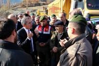 KÖMÜR OCAĞI - Kaymakamdan, Maden Ocağı Yetkilisini Azarladı