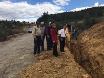 İLLER BANKASı - Pazarlar'da İsale Hattı Ve Şebeke İçme Suyu İnşaatı Yapımı