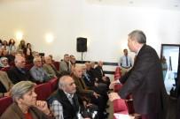 EGE ÜNIVERSITESI - Prof. Dr. Gürgün Açıklaması '40 Yaş Üstü Her 5 Kişiden Biri KOAH'