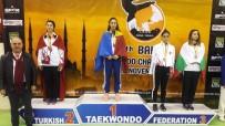 BRONZ MADALYA - Pursaklar'dan Tekvandoda Balkan 3'Üncülüğü