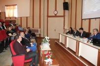 Rektör Prof. Dr. Karacoşkun'un Akademisyenlerle Bir Araya Geldi