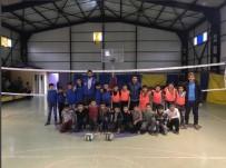 MASA TENİSİ - 'Sağlıklı Bir Gelecek Sporla Gelecek' Projesi