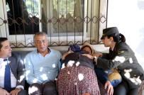 SAIT KARAHALILOĞLU - Şehit Ateşi Mersin'e Düştü