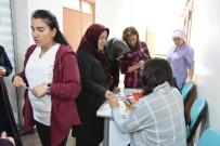İL SAĞLıK MÜDÜRLÜĞÜ - Seminere Katılan Belediye Personeline Şeker Taraması Yapıldı