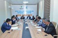 UĞUR POLAT - Sivil Toplum Kuruluşlarıyla Paylaşım Ve İstişare Toplantısı