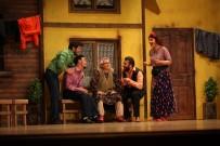 ANADOLU ÜNIVERSITESI - Sui Generiz Tiyatro Grubu Bozüyük'te Sahne Alacak