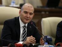 SÜLEYMAN SOYLU - Süleyman Soylu: Kandil'e gidip oturacağız
