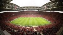 AYKUT KOCAMAN - Süper Ligde seyirci ortalaması arttı
