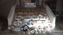 SAĞLIK RAPORU - Tokat'ta 558 Kilo Kaz Eti Ele Geçirildi