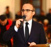 BÜLENT TURAN - Turan, Yeniden Grup Başkanvekili Seçildi