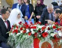 TURGAY GÜLENÇ - Türkiye'de ilk kez... Müftü resmi nikah kıydı
